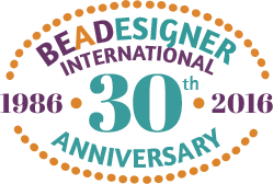 Beadesigner International 30th Anniversary 1986 to 2016