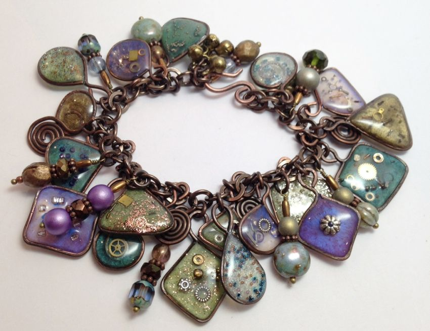 May resin romp workshop with phyllis flora beadesigner international curious about how resin can be used in jewelry this class is the perfect introduction to uv resin well use open back wire bezels that you can make solutioingenieria